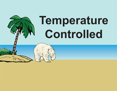 temperature control Goleta and Santa Barbara Self Storage