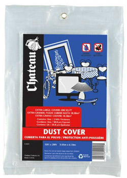 Dust Cover 10′ x 20′