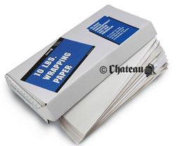 10 lb Clean News Print Paper