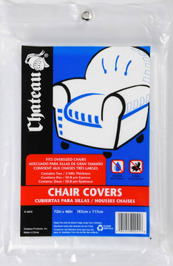 Chair Cover, 2 Pack