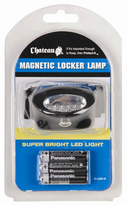 Magnetic Lamp Light