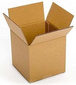 8 Inch Cube Box